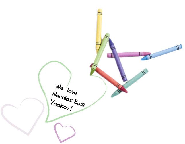 Crayons sketch